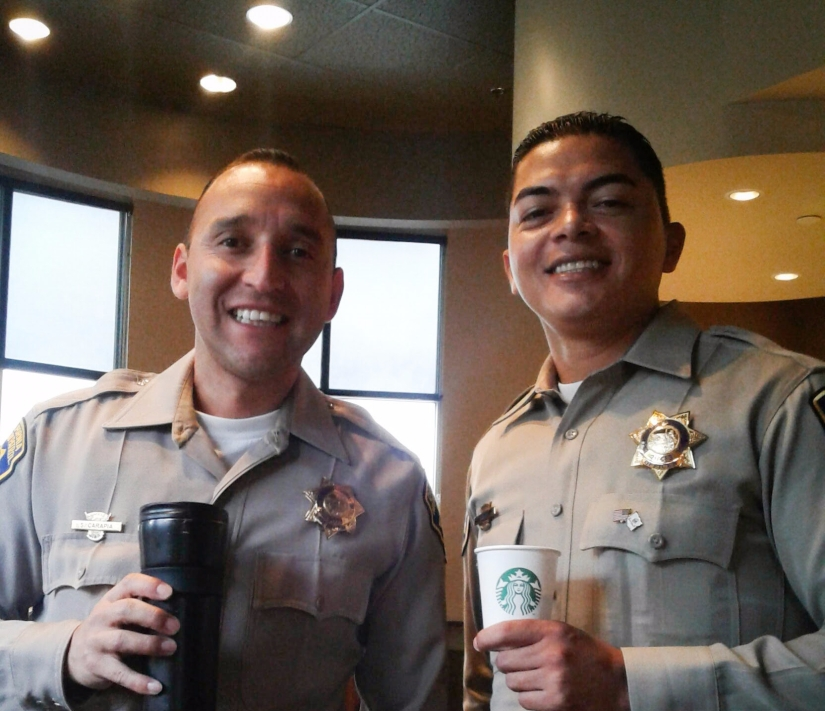 Community Outreach at Starbucks