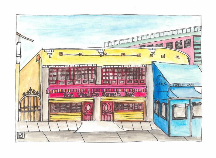 The Venice Beach Bar
